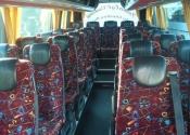 Peadar Og Bus heading Croke Park